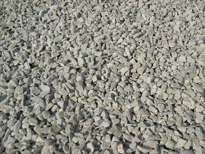 Светло-серый щебень, фракция 5-10мм